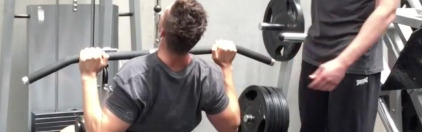 Think you know how to do a Lat Pull down properly?