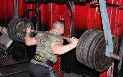 Modified Contrast Training to Lift Your Squat