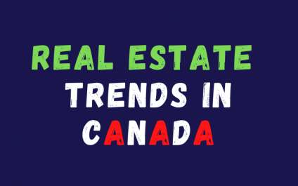 Real Estate Trends in Canada