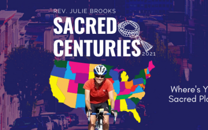 Rev. Julie Brooks – Sacred Centuries