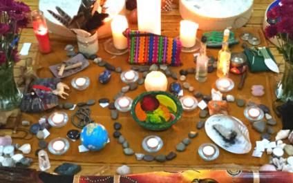 Shamanic Circle – Dec. 7