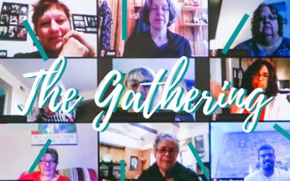 The Gathering: One Spirit, One Community, Many Prayers