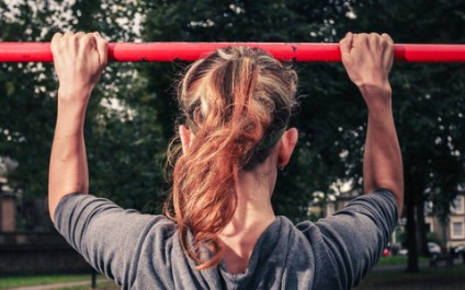 Get stronger with bodyweight training!