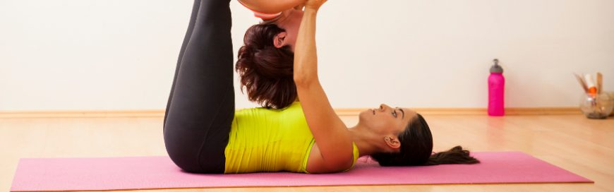 Three benefits of practicing Acroyoga