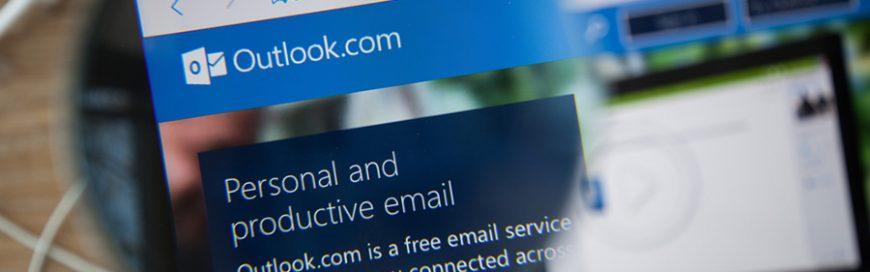 Outlook update enhances user experience