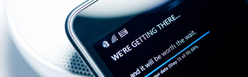 Microsoft is hanging up on Windows Phone