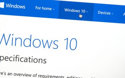 What's New with the Windows 10 Update?