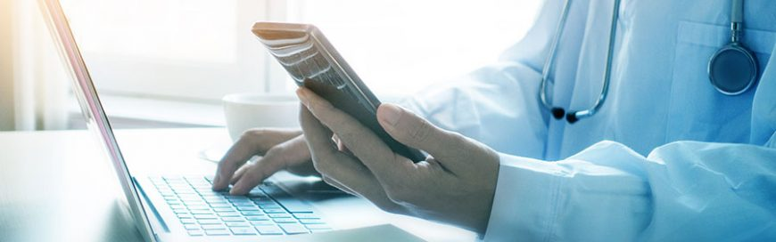 How does social media usage affect HIPAA compliance?