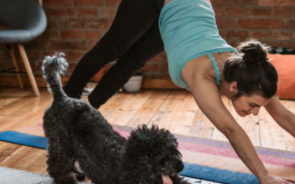Working from home? Stay fit with these 5 easy exercise moves