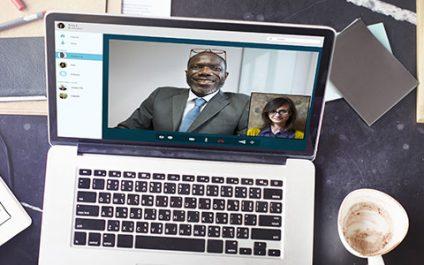 Enhance customer service through video chat
