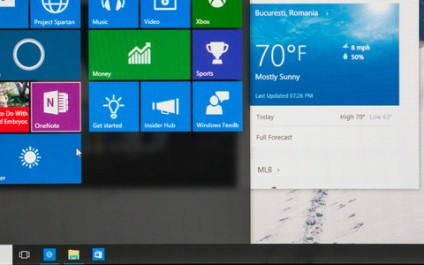 Customize your Windows 10 experience