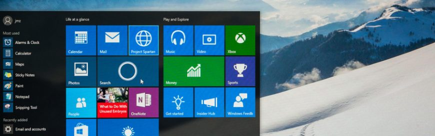 Windows 10: Your PC, your way