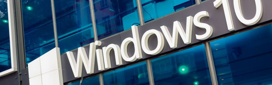 Setting up Windows 10 on your laptop