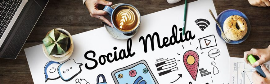Boost your marketing and promotion with social media
