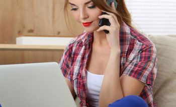 The benefits of working from home with VoIP