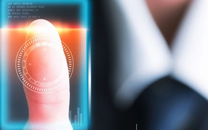 Mobile phone biometrics enhances security