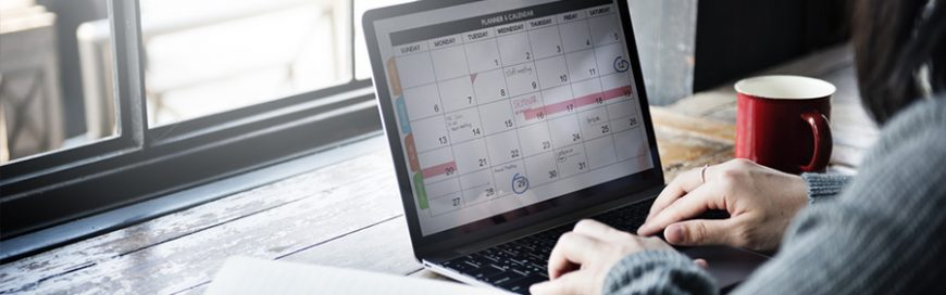 Sharing calendars with Microsoft 365 is easy