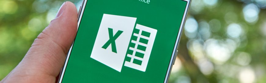 Time to upgrade your Excel skills