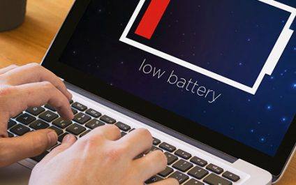 Stretch your laptop's battery life