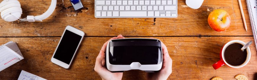 Ways virtual reality saves businesses time and money