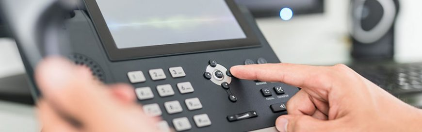 VoIP hardphones or softphones for SMBs?