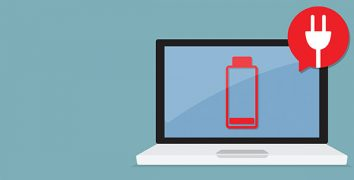 Simple ways to stretch your laptop battery life