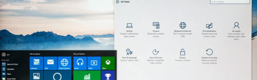 Windows 10: tailoring your notifications