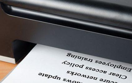 Popular printer brands are prone to attacks