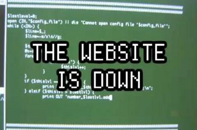 What Happens If Your Website Goes Off Line Permanently?