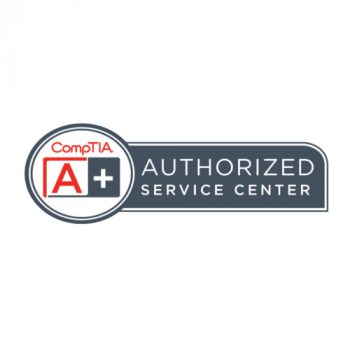 CompTIA A+ Authorized Service Center