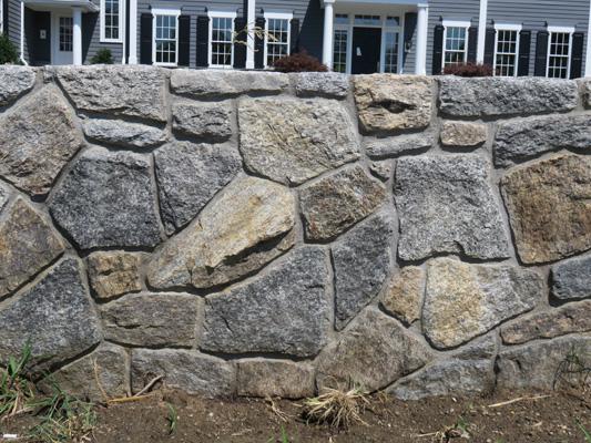 New England Mosaic Wall