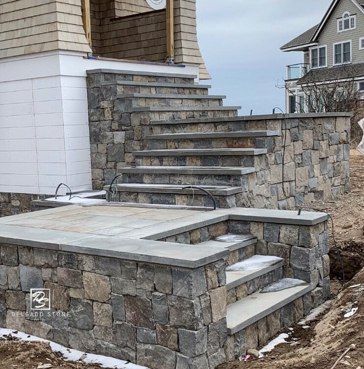 Fieldstone Dark Sq & Rec