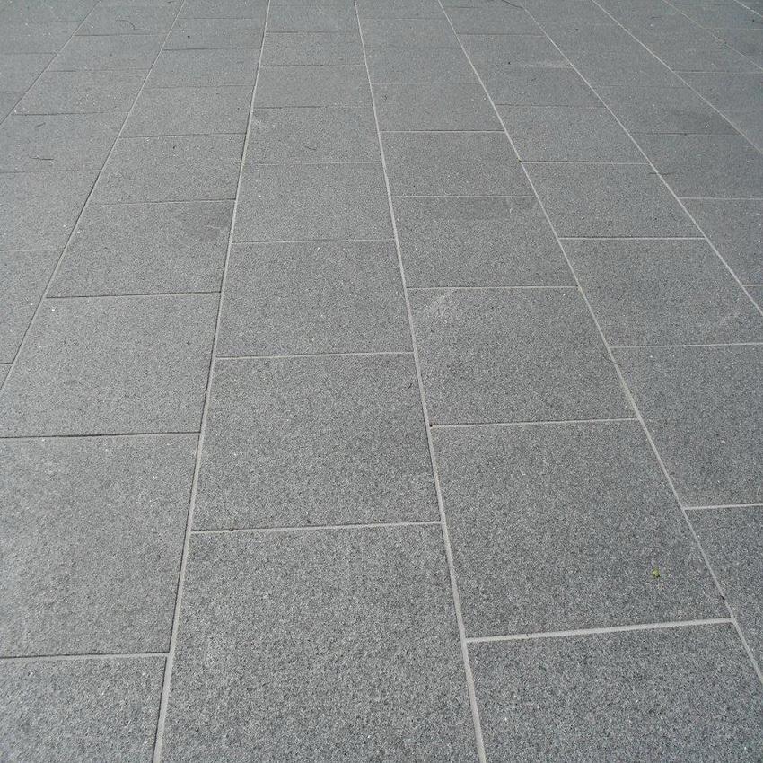 Grey Granite Flagging