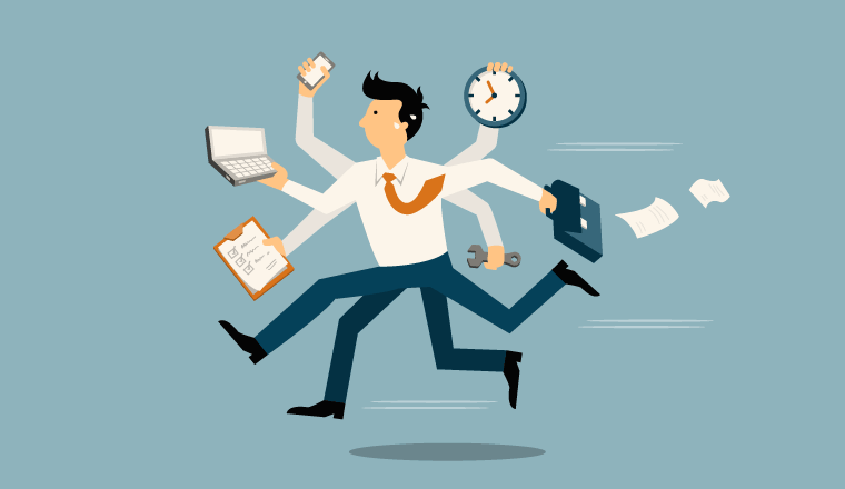 Technology is making us busy, not productive | Stringfellow Technology  Group | Nashville, TN
