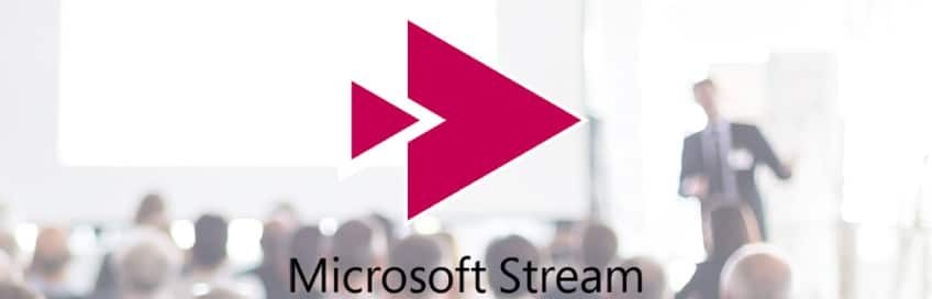 Working smarter with Microsoft Stream