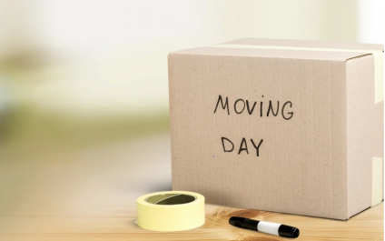 From Servers to Services: Moving Day