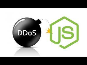 Nodejs : DOS security vulnerability, October 2017 - Bangkok