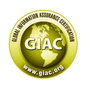 Global Information Assurance Certification (GIAC)