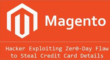 Blackhats using mystery Magento card stealers