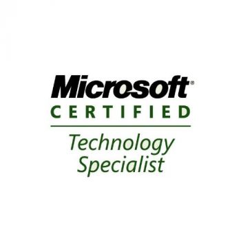 Microsoft Certified Technology Specialist