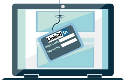 Ham-fisted phishing attack seeks LinkedIn logins