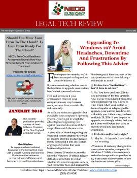 Newsletter - February 2016