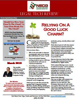 Newsletter - March 2016