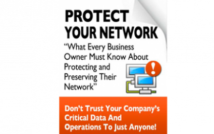 Free Report: What Every Business Owner Must Know About Protecting And Preserving Their Company's Critical Data And Computer Systems