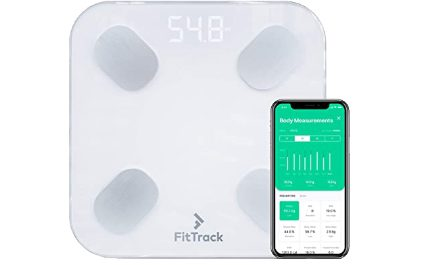 SHINY NEW GADGET OF THE MONTH: FitTrack – A Smart Scale That Does More