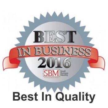 SBM Best In Quality 2016