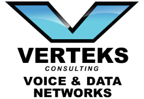 verteks logo data and network services