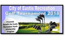 Verteks Consulting is proud to be the Presenting Sponsor for this year's City of Eustis Charity Golf Tournament, 2018