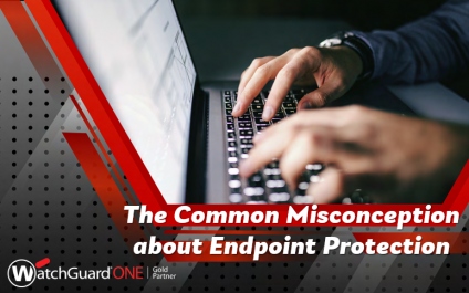 Common Misconception about Endpoint Protection – March 25th at 2pm