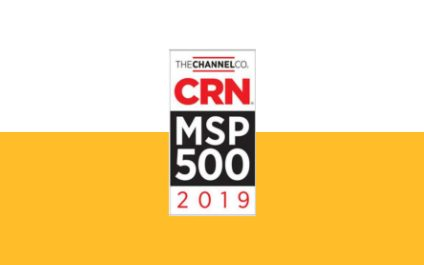 Certified NETS Honored in Annual MSP 500: Security 100 list